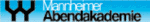Mannheimer Abendakademie Logo