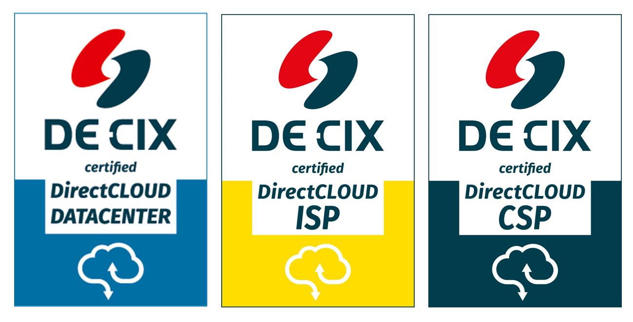 DE CIX certified
