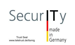 IT Security made in Germany TeleTrusT Seal neu v2 300x180