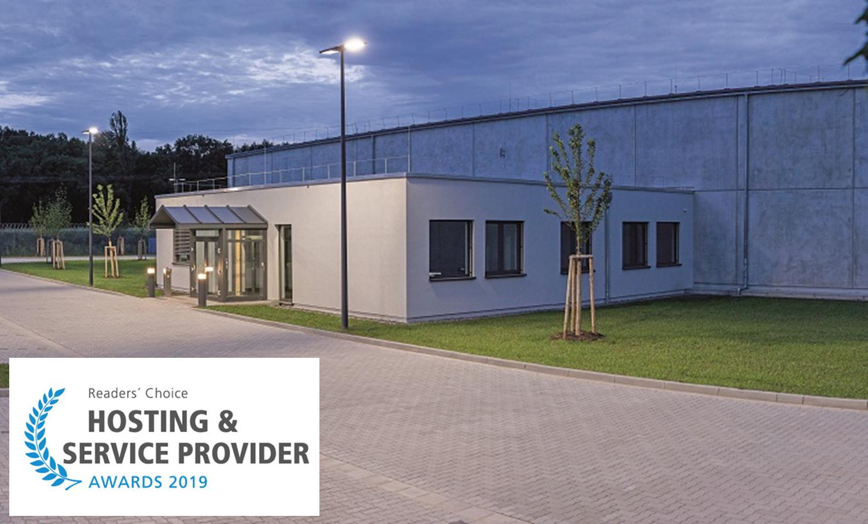 Hosting und Service Provider Award